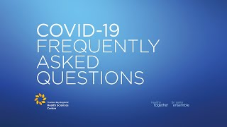 COVID-19 Questions and Answers - April 15th, 2020