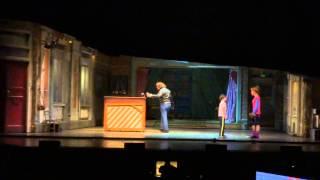 """Billy Elliot The Musical - """"The Letter"""", """"Born To Boogie"""" - Ao vivo em São Paulo."""