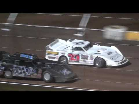 NASCAR Late Model Feature - Cedar Lake Speedway 08/02/2019