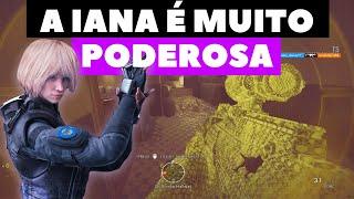 COMO JOGAR DE IANA | OPERAÇÃO VOID EDGE || RAINBOW SIX SIEGE