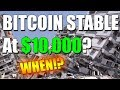 BITCOIN CHART ANALYSIS   WHEN WILL BITCOIN HEAD TO 10000 AND STAY THERE