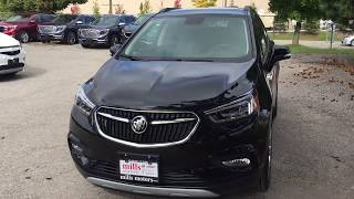 2019 Buick Encore FWD 4dr Essence Review Oshawa null - Mills Motors Buick GM190111