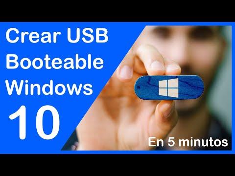 Crear USB Booteable con Rufus para instalar Windows 10. RÁPIDO Y FÁCIL 2020.