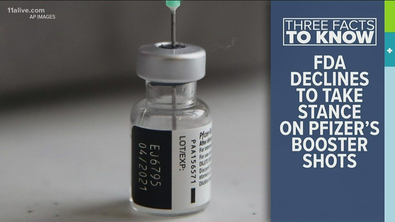 School district offers incentive for vaccinated employees, FDA to discuss Pfizer booster shot, Mo – 11Alive