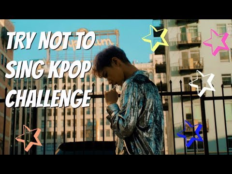 TRY NOT TO SING KPOP CHALLENGE - MAYA