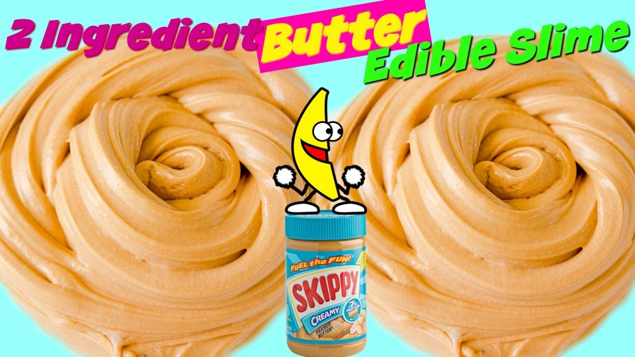 how to make edible slime with frosting