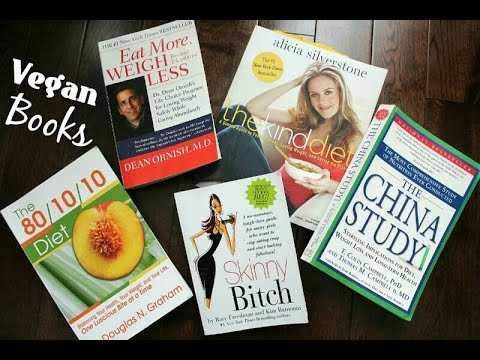 My Favourite Vegan Health Books