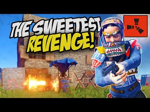RAIDING THE NEIGHBOURHOOD BULLIES! - Rust Survival Gameplay