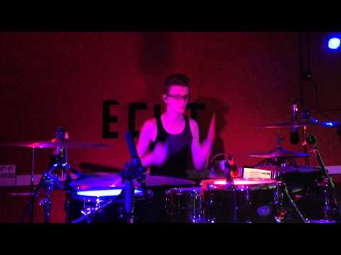 Rather Be Drum cover