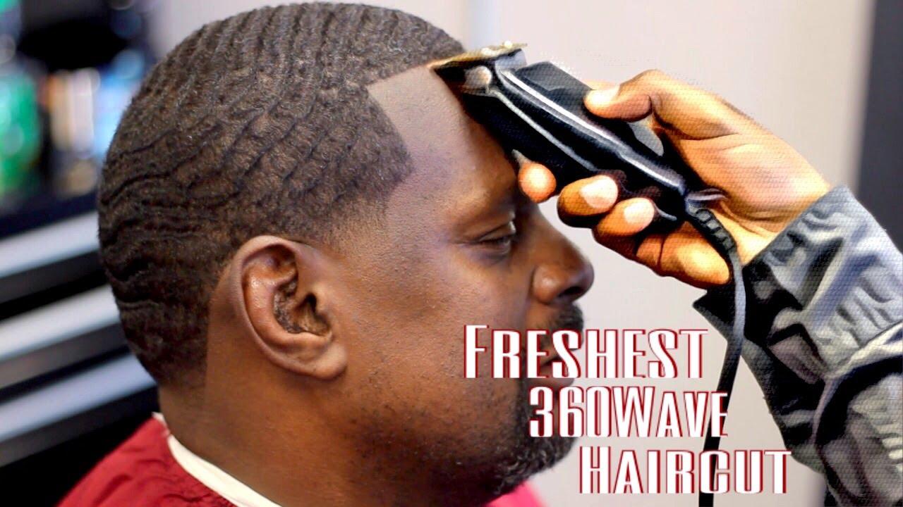 Freshest 360 Wave Haircut Hd Youtube