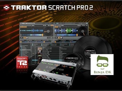 traktor scratch pro 2 full crack