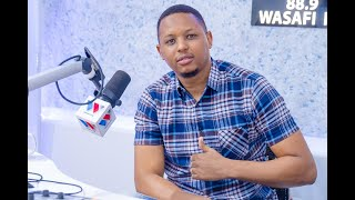 #LIVE : SPORTS ARENA NDANI YA WASAFI FM - AUGUST 06, 2020