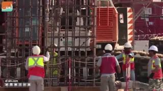 أهل الإماراتاقتصاد وأعمال  بدء بناء أعلى برج في العالم بدبي