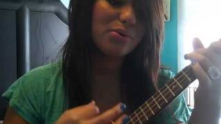 Marry You: Bruno Mars, ukulele cover (Kassie Murillo)