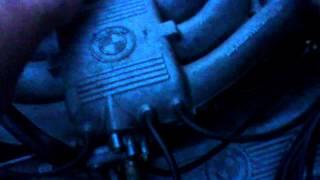 moteur e30 320i qui claque