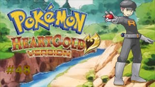 El recluta extrangero del Team Rocket/Pokemon Heart Gold #48 Eeveeventuras #6