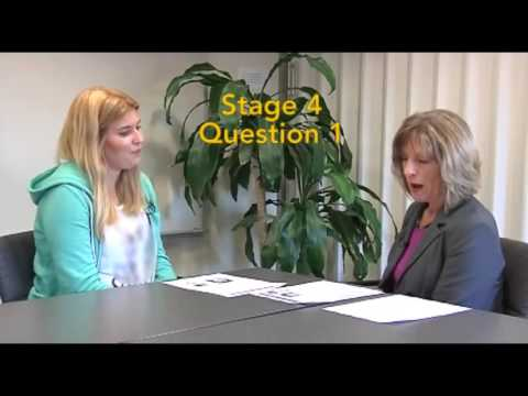 CAMLA ECCE Speaking Test Sample