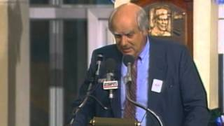 Gaylord Perry 1991 Hall of Fame Induction Speech