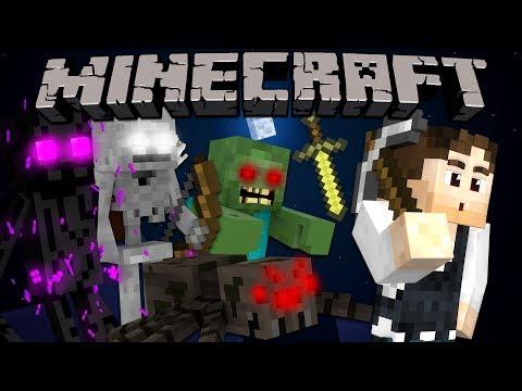 Why Monsters Hate Players - Minecraftиз YouTube · Длительность: 6 мин4 с