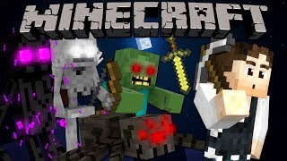 Why Monsters Hate Players - Minecraft
