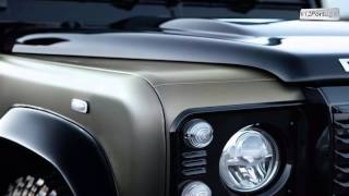 Land Rover Defender Autobiography - Limited Edition