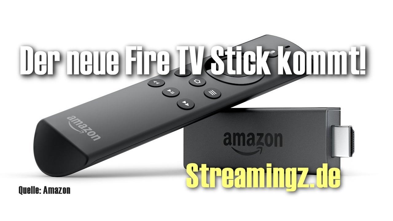 Der neue Amazon Fire TV Stick 2 mit Alexa ist da! - YouTube