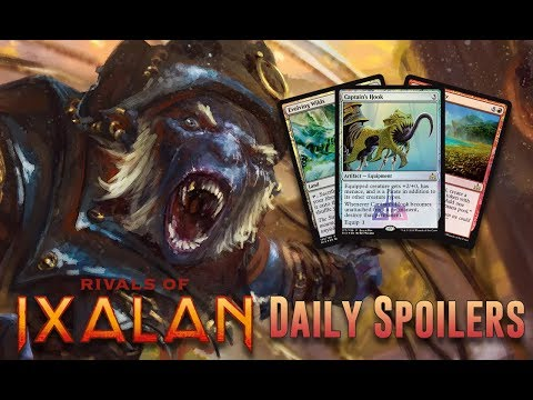 Daily Rivals of Ixalan Spoilers — December 11, 2017 | Promotional Cards