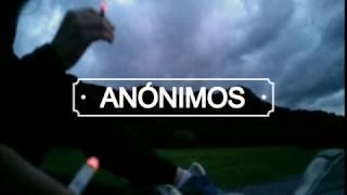 LOS PERICOS FT CARLA MORRISON / Anónimos (Letra)