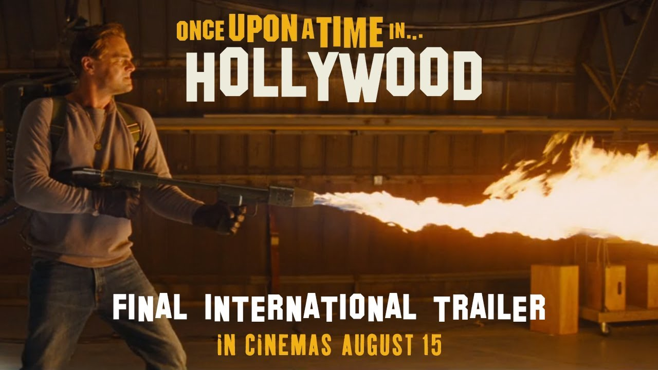 Once Upon A Time In Hollywood English Movie Tickets Booking