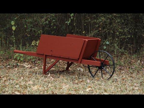 Making A Wheelbarrow - 267