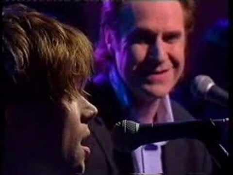 Damon Albarn & Ray Davies