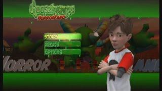 Goosebumps HorrorLand Wii Gameplay