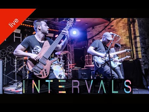 Intervals - Live! - New songs + The Shape Of Colour (4K UHD)