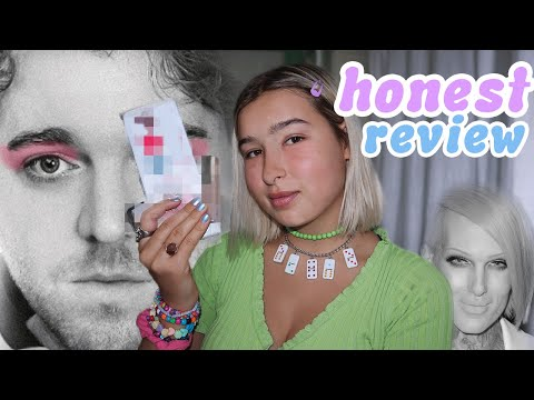 JEFFREE STAR x SHANE DAWSON MAKEUP PALETTE REVIEW thumbnail