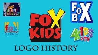 Fox Kids Logo History (#119)