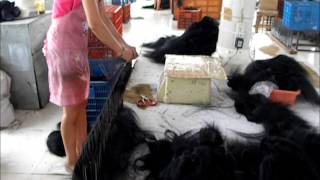 Hair Factory in China