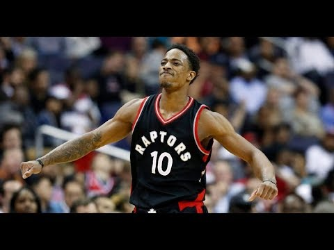 DeMar DeRozan CLUTCH SHOTS of the 2016-17 NBA Season   Regular Season and Playoffs