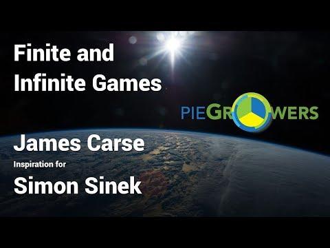Finite and Infinite Games James Carse, inspiration for Simon Sinek