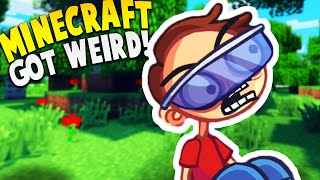 I'VE NEVER PLAYED THIS VERSION OF MINECRAFT... | Trollface Quest Video Games Mobile Gameplay Video