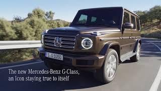 メルセデス・ベンツ Gクラスが初のフルモデルチェンジ!──40年ぶりの大進化