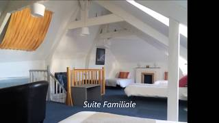 Chambres HOTEL** TERMINUS AURAY