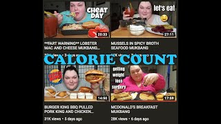 CALORIE COUNT - I can't keep up with Foodie Beauty lately
