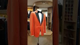 킹스맨자켓, 골든써클, 맞춤양복, 오렌지턱시도