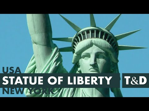 New York City Guide: The Statue Of Liberty - Travel & Discover