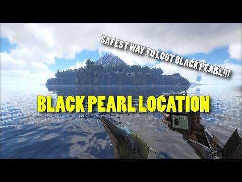Download ark simple black pearls videos from youtube omgyoutube ark ragnarok black pearl location malvernweather Image collections
