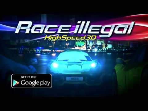 Race Illegal - out now. FREE!