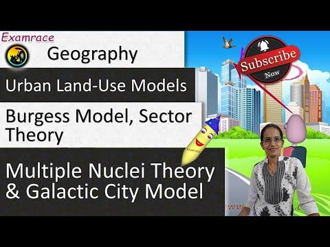 Urban Land-Use Models: Fundamentals of Geography - YouTube
