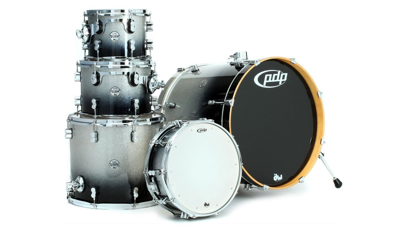 Drum Shell Pack : pdp concept maple 5 piece drum shell pack review sweetwater sound youtube ~ Hamham.info Haus und Dekorationen