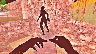 Counter-Strike 1.6 · Zombie Escape Mod: ze_jurassicpark4 map · ProGaming