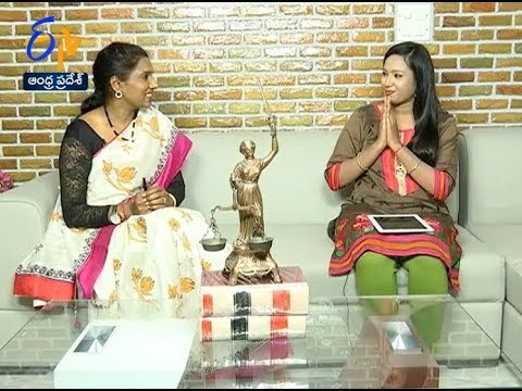Second Marriage issues | Mee Legal | Sakhi | 11th October 2017 | ETV Andhra Pradesh